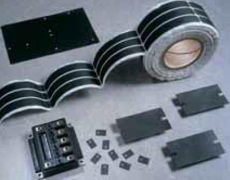 Thermal Interface Products Q-PAD PWR MOD .005 1.50x.90x1.20 (1000 pieces)