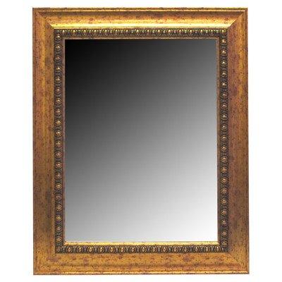 Alpine Rectangular Table (Weldon Wall Mirror)