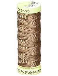Gutermann Top Stitch Heavy Duty Thread 33 Yards-Gabardine