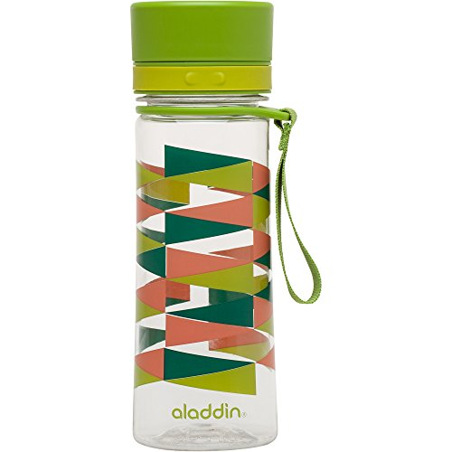ALADDIN AVEO WATER BOTTLE 0.35L (FERN PRINT) by Aladdin