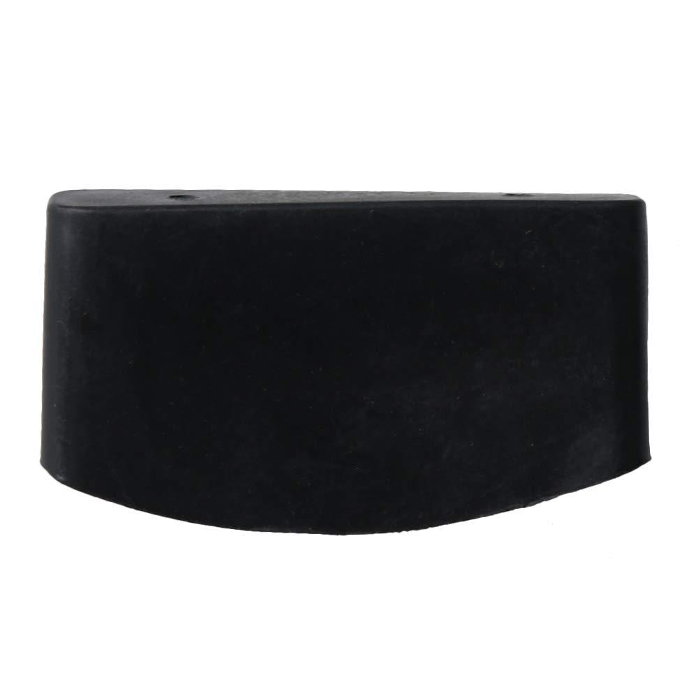 Confezione da 50 Pezzi RDEXP Colore Nero Supporti per doghe da Letto