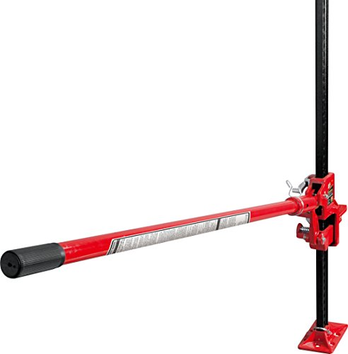 Torin Big Red 60'' Ratcheting Off Road/Utility Farm Jack, 3 Ton Capacity by Torin (Image #9)