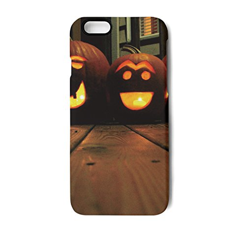 YUEch IPhone Case Scary Happy Halloween Pumpkin TPU Shock-Absorption & Skid-proof Anti-Scratch Phone Case For Apple IPhone 6/6S/6 Plus/6S Plus/7/7 Plus/8/8 -