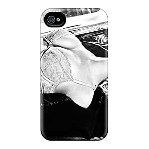 Bumper Hard Cell-phone Cases For Iphone 6 (gap9217CHbS) Support Personal Customs Realistic Rihanna Image