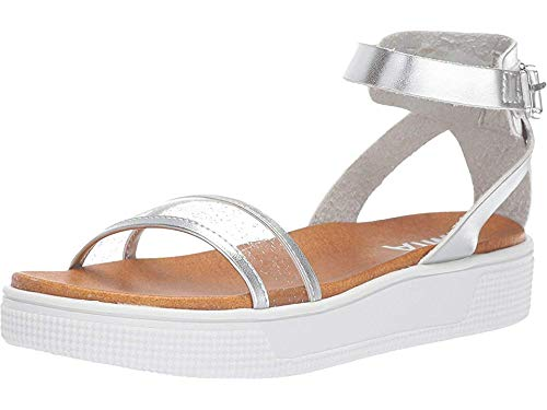 - MIA Kids Girl's Little Ellen-L (Little Kid/Big Kid) Silver 12 M US Little Kid