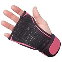 LEBBOULDER Workout Gloves - Weight Lifting Gloves with...