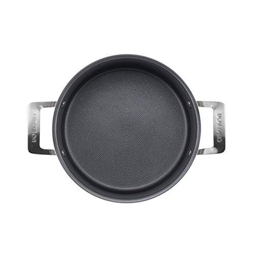41rbkWauIVL - Circulon Genesis Stainless Steel Nonstick 10-Piece Cookware Set