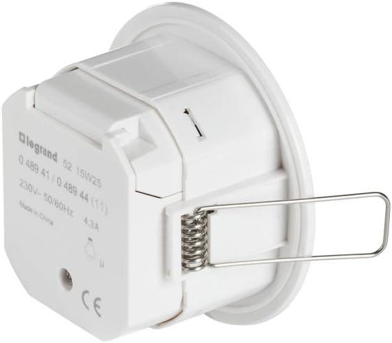 Legrand leg48944 detector de movimiento para fijar al techo ...