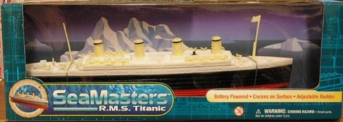 Buy Special Sea Ventures Rms Titanic Battery Powered