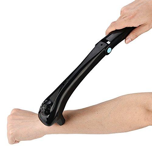 Body Hair Trimmer,St.Dona Hot Sale Electric Back Hair Shaver Remover Razor Self Groomer Shaving Trimmer Groomers
