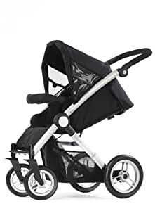 Mutsy Transporter Light-Weight Stroller, Black (Discontinued by Manufacturer)