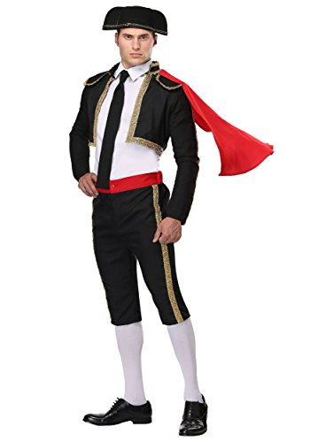 Mighty Matador Men's Costume Medium Black]()