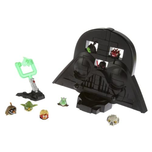 Hasbro A4805E240 - Jeu de Société - AB Jenga Darth Vader Game