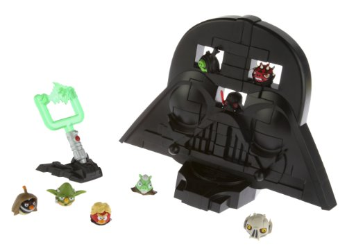 Star Wars - Angry Birds - Jenga Darth Vader Game by Hasbro