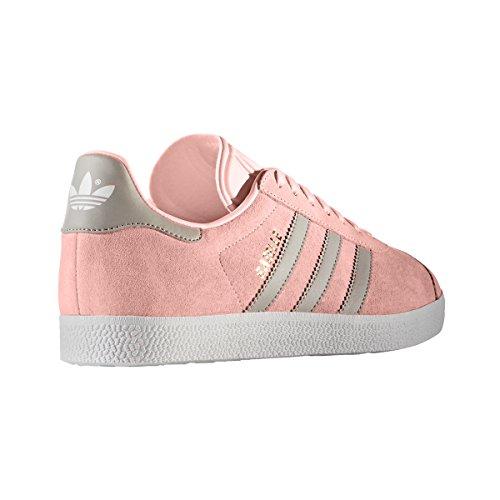 Adidas Gazelle .Nobuk Sneaker, Trainer, Tenis. Pink (Haze Coral)