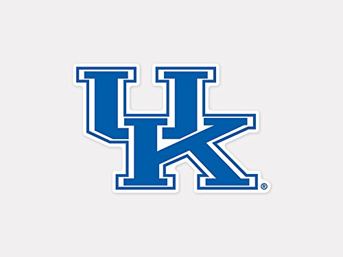 (NCAA University of Kentucky 70898011 Perfect Cut Color Decal, 4