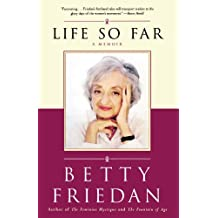 Life So Far: A Memoir