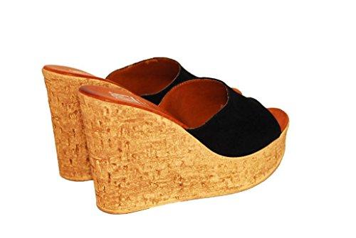 Sandali donna in pelle per l'estate scarpe RIPA shoes made in Italy - 51-1523