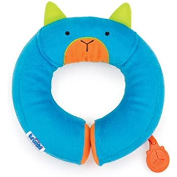 Trunki Yondi Travel Pillow, Blue, Small
