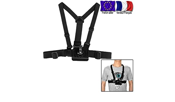 ARNES DE PECHO CHESTY AJUSTABLE PARA GOPRO HD HERO4 HERO3+ HERO 4 ...