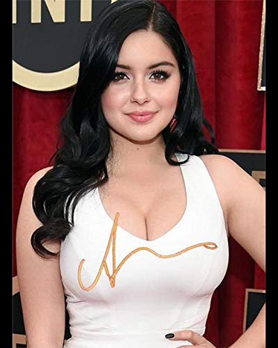 Ariel Winter Signed REPRINT 8x10 inch photograph Reprinted from Original SINGER