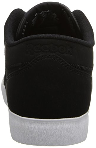 cheap limited edition Reebok Men's Workout Low Clean FVS Sneaker Black/White outlet shopping online collections sale online find great F8MErt0FL
