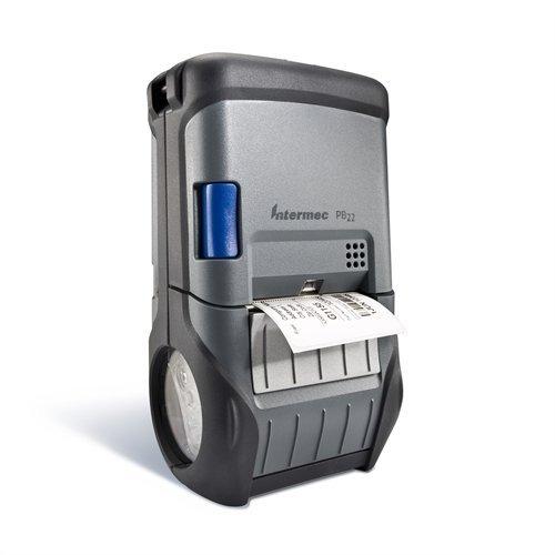 "Intermec PB22A1080N000 Intermec, Pb22 2"" Rugged Mobile Direct Thermal Label-Receipt Printer, Rs232 Serial, USB, 802.11 A/B/G/N Wan Fcc, No Reader, 16Mb Ram/64Mb Flash, 203Dpi"