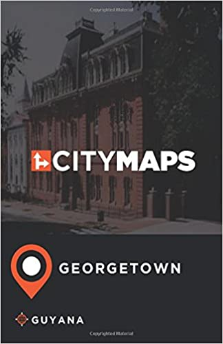 City Maps Georgetown Guyana