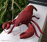 Unique Decorative Iron Lobster ~ Home & Garden Decor For Sale