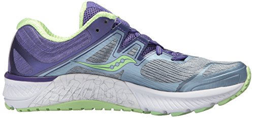 Saucony Women''s Guide Fog purple Iso Running Competition Shoes vvraqdw