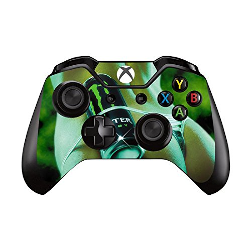ModFreakz™ Pair of Vinyl Controller Skins – Girl in Bikini/Beer Can for Xbox One For Sale