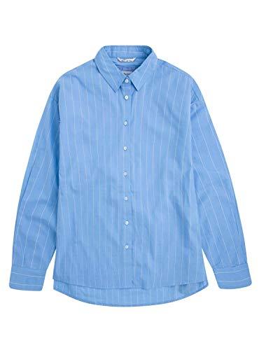 Mujer Negro Azul Gloria Jeans Pepe Camisa I4xwX4tq