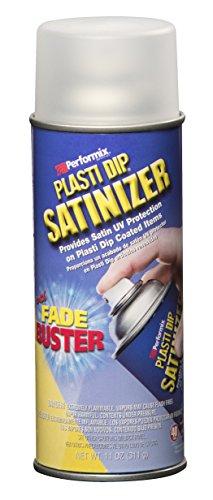 Plasti Dip Performix 11280-6 Satinizer with Fade Buster - 11 oz. by Plasti Dip (Image #1)