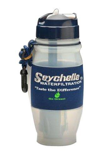 Seychelle Flip Top Water Filteration Bottle - Advanced