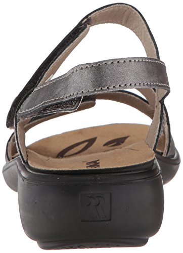 Women's Dress ROMIKA Sandal 70 Anthrazit Ibiza RZP70