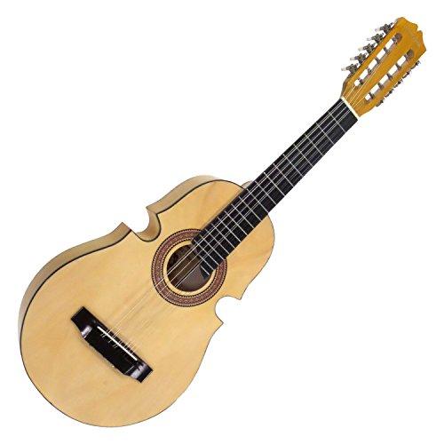 Santa Rosa KQ100N Puerto Rican 10 String (Cuatro Puertorriqueno),Cuatro Only, KQ100 (Rosa 2002)