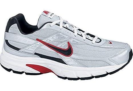 sports shoes 85e62 872df Nike Initiator, Scarpe Running Uomo, Grigio (Metallic SilverBlackWhite 001