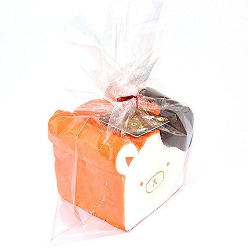 11CM Jumbo Squishy Chocolate Toast Kids Toy Bread Fun Hobbies