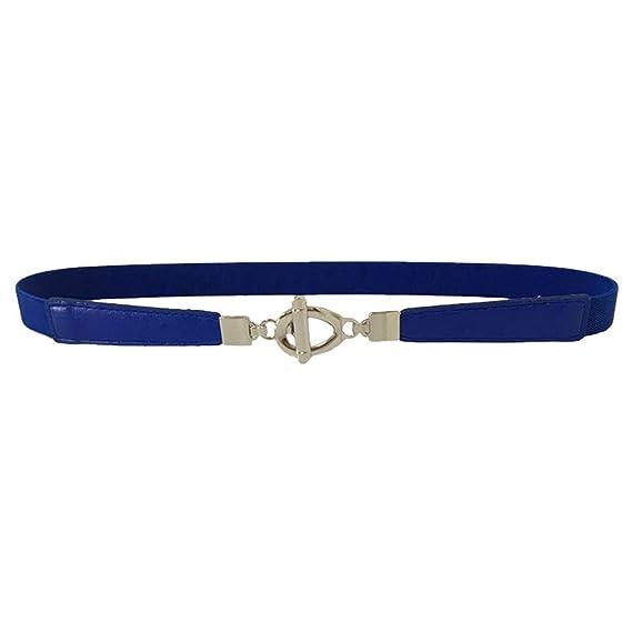 318d23b0db18 Cinturones de Mujer Fiesta, ❤ Zolimx Cinturón de Mujer Sencillo y ...