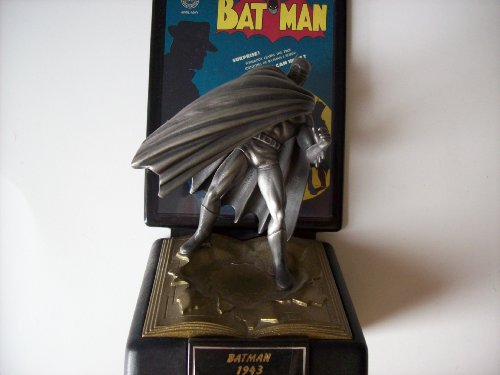Comic Book Champions Pewter Batman 1943 ()