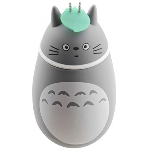Stardice Cute Totoro Vacuum Bottle / Travel Mug - 280 ML (silent)