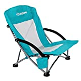 Best Beach Chairs - KingCamp Low Sling Beach Camping Folding Chair Review