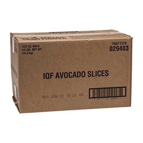 Simplot Harvest Fresh Avocados - Avocado Slices, 2 Pound -- 12 per case. by Simplot (Image #2)