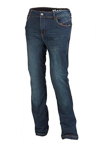 722436bd Image Unavailable. Image not available for. Color: Bull-it Women's SR6  Vintage Jeans(Blue ...