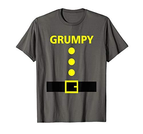 Grumpy Dwarf Halloween Costume Funny Gift Idea