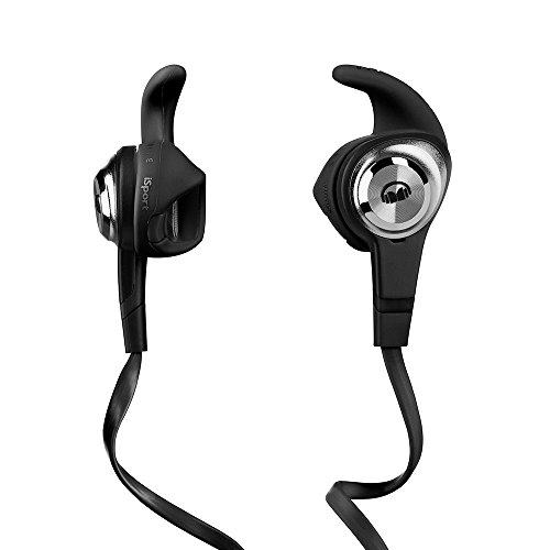 Monster iSport Strive in-ear headphones black