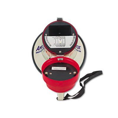MityMeg Piezo Dynamic Megaphone, 15W, 5/8 Mile Range, Sold as 1 Each