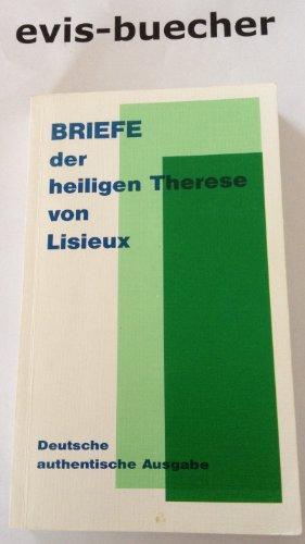 Briefe der heiligen Therese von ()