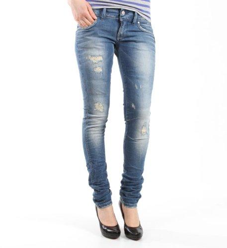 G-Star Jean pour Femme Slim Fender Skinny WMN, useddenim, Taille 28 ... 3d33b11cc87f