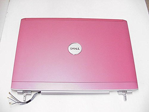 UW588 - Dell Inspiron 1720 / 1721 17'' LCD Lid Back Cover Plastic - PINK - Grade A